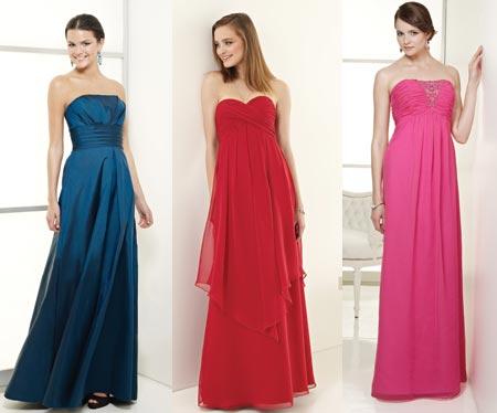262660 madrinha noite Vestidos para madrinhas de casamento: moda 2012