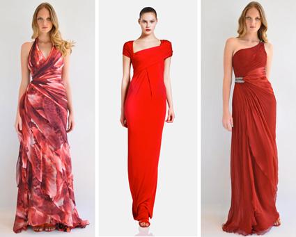 casamento 2012 3 Vestidos para madrinhas de casamento: moda 2012