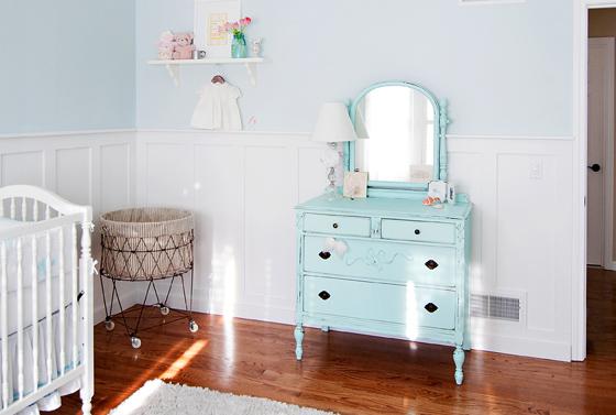 262751 azul meninas Decoração para quartos de bebê: veja fotos