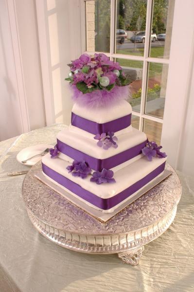 262870 Bolos Decorados para Casamento 3 Bolos Decorados para Casamento   Fotos e Sugestões