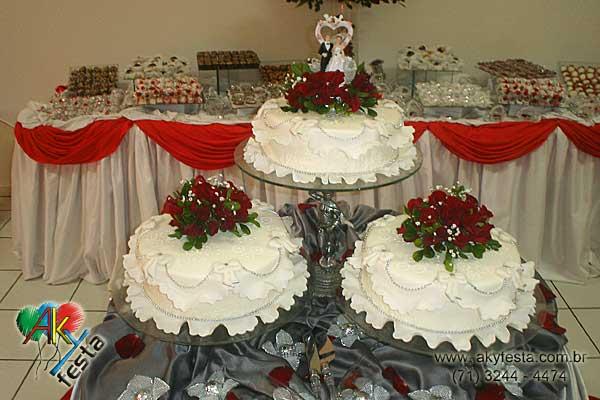 262870 Bolos Decorados para Casamento 4 Bolos Decorados para Casamento   Fotos e Sugestões