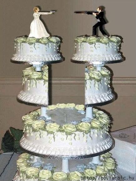 262870 Bolos Decorados para Casamento 5 Bolos Decorados para Casamento   Fotos e Sugestões