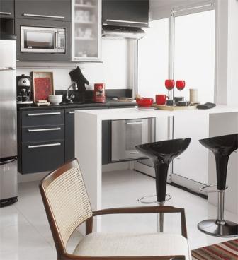 263125 cozinhasintegradas Cozinha americana: dicas e fotos para inspirar