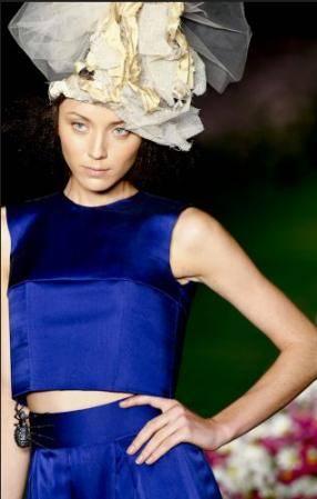 263765 azul Tendências de Blusas Femininas para o Verão 2012