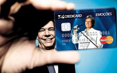 264576 cartao credicard emoções roberto carlos Cartão Credicard Emoções Roberto Carlos