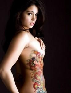 264752 tatuagem feminina foto 231x300 Tatuagens Femininas e Seus Significados