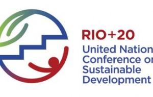 Conferência de Sustentabilidade Rio+20 em 2012