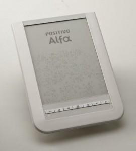 266805 Positivo Alfa 270x300 Leitores Digitais, E books Reader: Confira Modelos e Onde Comprar