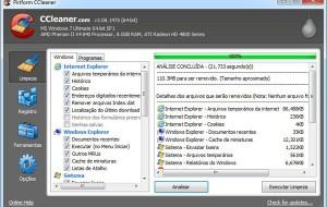 Deixe Seu Computador Mais Rápido com o CCleaner