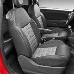 268048 interior do Fiat 150x150 Novo Fiat 500: Preços, Informações e Itens de Série