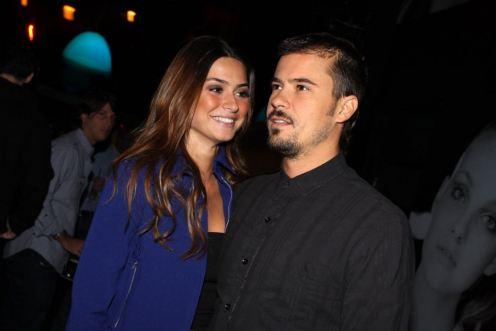 268220 thaila ayala e paulinho vilhena Paulo Vilhena e Thaila Ayala Vão se Casar em Novembro