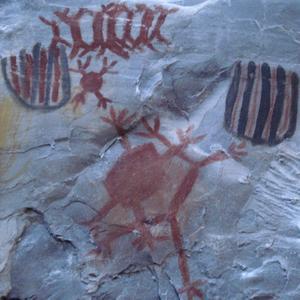 268580 piaui1 Arte Rupestre: Cavernas Pré históricas no Piauí