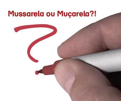 26868 mussarela mu%C3%A7arela Mussarela ou Muçarela: Qual é a forma correta?