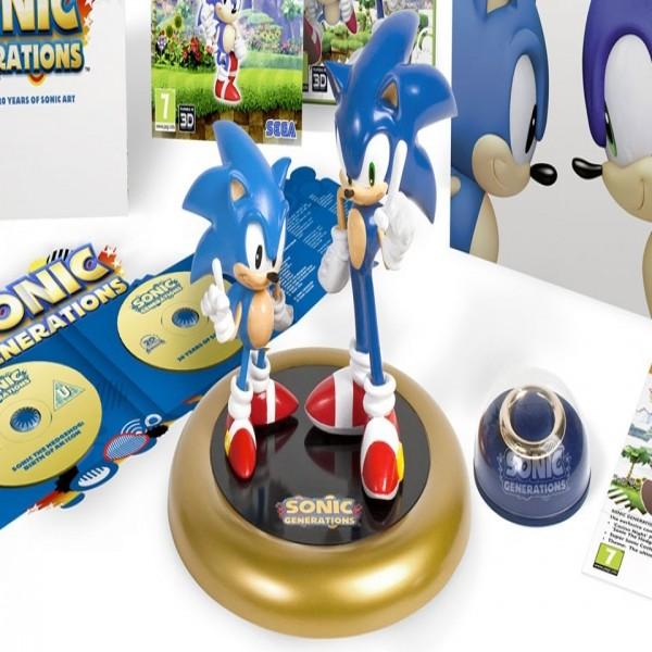 268784 Sega anuncia edi%C3%A7%C3%A3o especial de Sonic Generations 600x600 Sega Anuncia Edição Especial de Sonic Generations