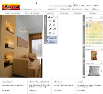 268824 suvinil Conheça Simuladores de Cores de Tinta para Ambiente