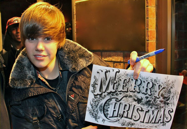 271160 justin bieber merry much music 04  Álbum Especial no Natal do Justin Bieber