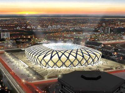 271190 Estadio Sustentavel Copa 2014 Estádio Sustentável Copa 2014