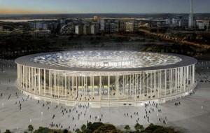Estádio Sustentável Copa 2014