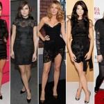 273641 vestido de renda preto 150x150 Vestidos de Renda 2012   Fotos e Tendências