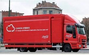 Coca-Cola Faz Investimentos em Caminhões Eletricos