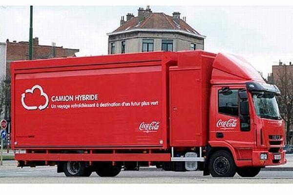 Coca-Cola Faz Investimentos em Caminhões Elétricos