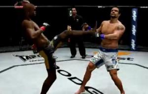 Vídeo demonstra jogabilidade de UFC Undisputed 3