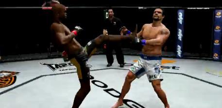 274181 ufc undisputed 3 Vídeo demonstra jogabilidade de UFC Undisputed 3