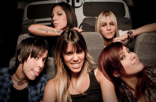 274468 banda5 Bandas de Rock Famosas Formadas por Mulheres