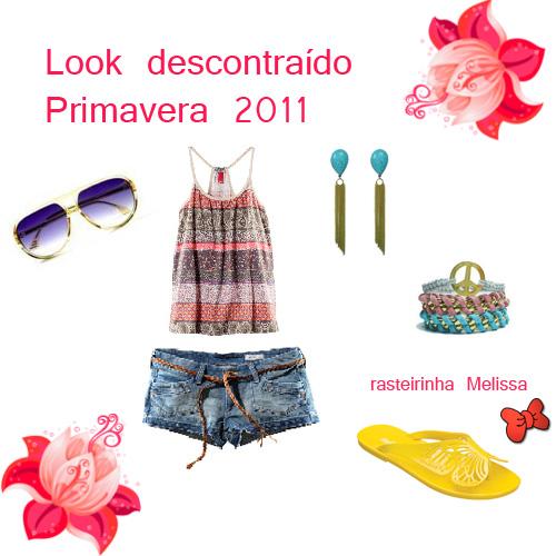 274997 look para primavera Primavera 2011   Peças De Roupas Que Combinam Com a Estação