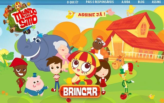 275571 2 Site Mundo Sítio: Jogos Educativos, Biblioteca