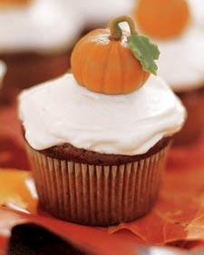 276060 cupcake de abóbora Cupcakes para Casamento: Saiba Como Preparar e Decorar