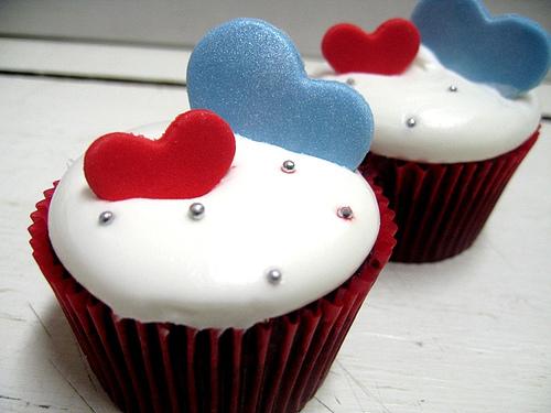 276060 cupcakes romântico Cupcakes para Casamento: Saiba Como Preparar e Decorar