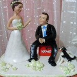 277466 noivinhos e estatuetas personalizados 1 150x150 Modelos de noivinhos de bolo