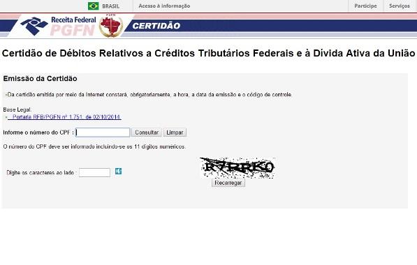 27788 Certidão Negativa Receita Federal 2 Certidão Negativa Receita Federal