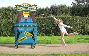 277884 latadelixofalante Projeto cria latas de lixo falantes para cidades britânicas