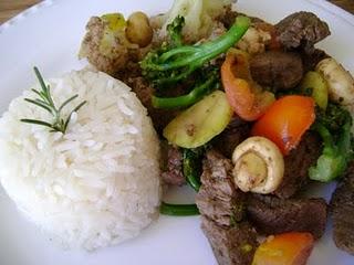 279010 file com legumes Cinco sugestões de pratos para o jantar