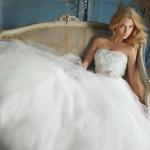 279184 Vestido de noiva com saia armada 150x150 Vestidos de Noiva 2012