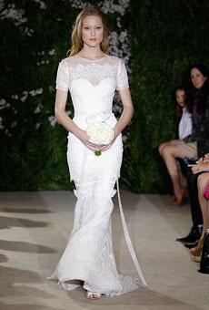 279184 vestido Carolina Herrera Vestidos de Noiva 2012