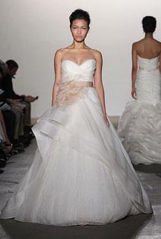 279184 vestido tomara que caia Rivini Vestidos de Noiva 2012