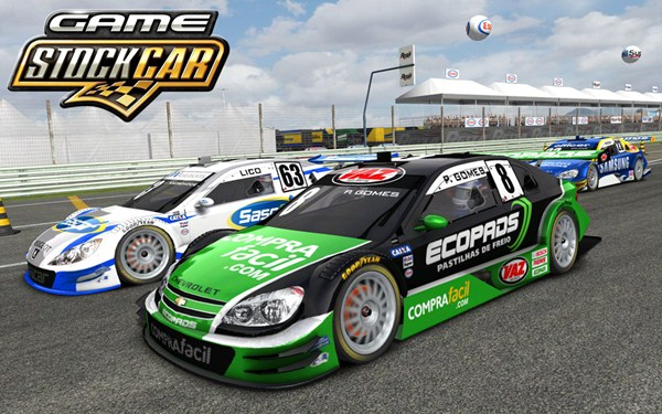 279351 Game Stock Car 2 Game Stock Car