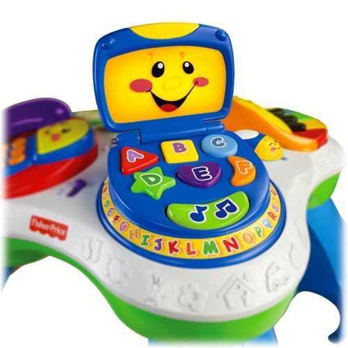 279951 TN500 Mesa De Atividades Bilingue Fisher Price2 Brinquedos modernos Americanas.com