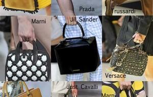 Destaques de Milão – Bolsas e Sapatos para o Verão 2012