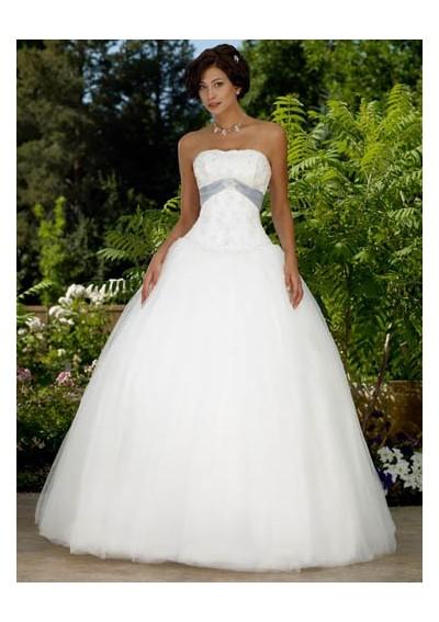 281025 vestido de noiva com tule delicadeza e imponencia Vestidos de noiva com tule: tendências e modelos