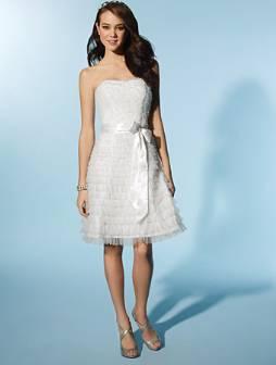 281025 vestido de noiva tule curto Vestidos de noiva com tule: tendências e modelos