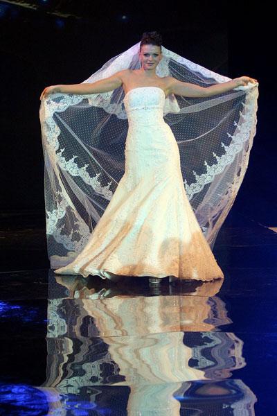281025 vestido noiva com tule no véu Vestidos de noiva com tule: tendências e modelos