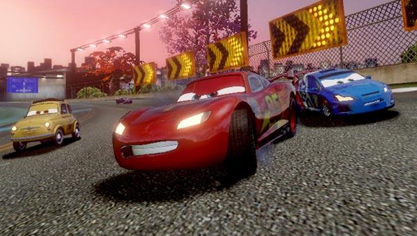 281151 car2 Disney anuncia Carros 2 para Nintendo 3DS oficialmente