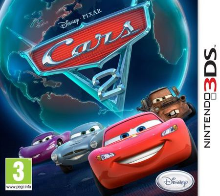281151 cars23ds Disney anuncia Carros 2 para Nintendo 3DS oficialmente