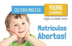 Cultura Inglesa: Curso de Inglês