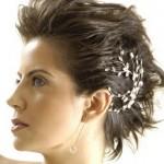 28230 penteado de festa 150x150 Penteados para Cabelos Curtos