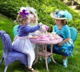 282365 Chá da Tarde Infantil 1 Decoração de chá da tarde infantil